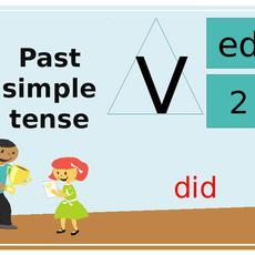 Время Past Simple в английском языке