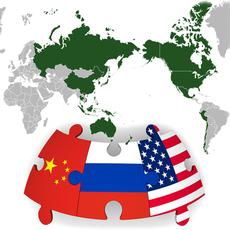 Russia, China and the U.S. in the Asia-Pacific Region