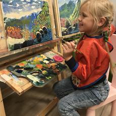 Творчество: живопись и не только