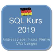 SQL 2019 - Deutsch (open for all)