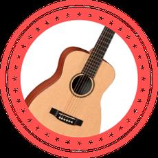 Игра на акустической гитаре для новичков