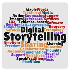 Digital storytelling; from theory to experience