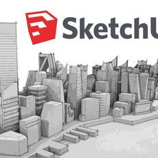 Изучение трехмерного моделирования в среде SketchUp